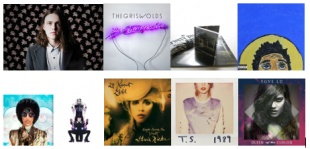 Leigh-Chantelles Favourite Albums for 2014