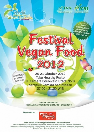 Medan_Vegan_Food_flyer