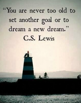CS Lewis - Goals and Dreams