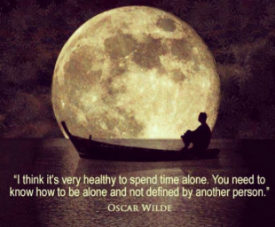Oscar Wilde - Time Alone