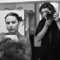 Black & White photos with Hamish