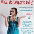 What Do Vegans Eat? photo shoot