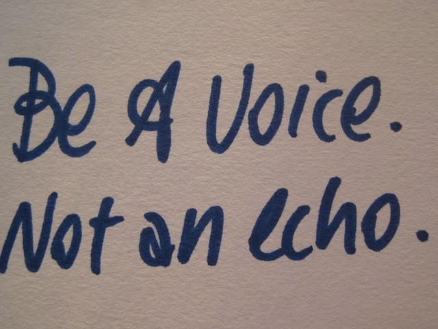 Be_A_Voice