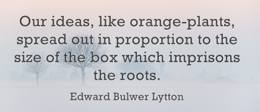 Edward_Bulwer_Lytton__Ideas