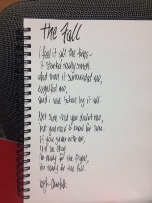 The Fall WSW