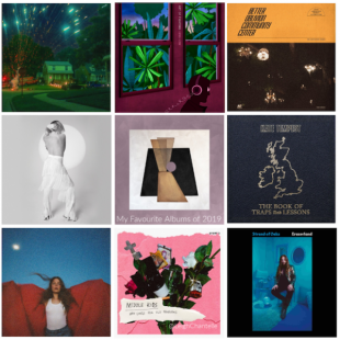Leigh Chantelles Favourite Albums 2019