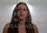 What Would You Be Doing if the World Was Already Vegan