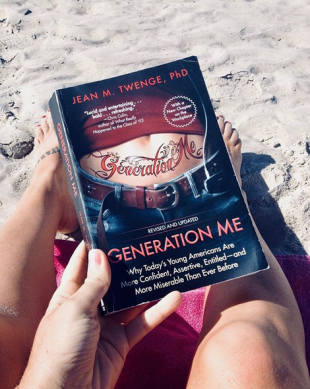 Generation Me by Jean M. Twenge