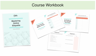 Online Etiquette workbook by LC
