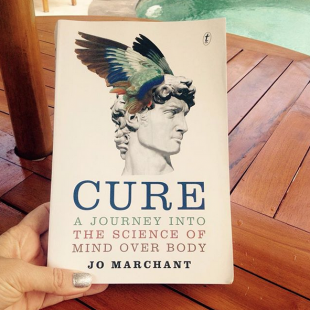 Cure The Journey into the Science of Mind over Body by Jo Marchant