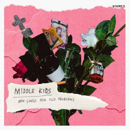 Middle Kids album art New Songs for Old Problems