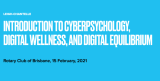 Introduction to Cyberpsychology Digital Wellness and Digital Equilibrium