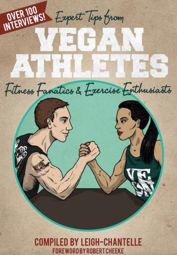 vegan diet book athlete