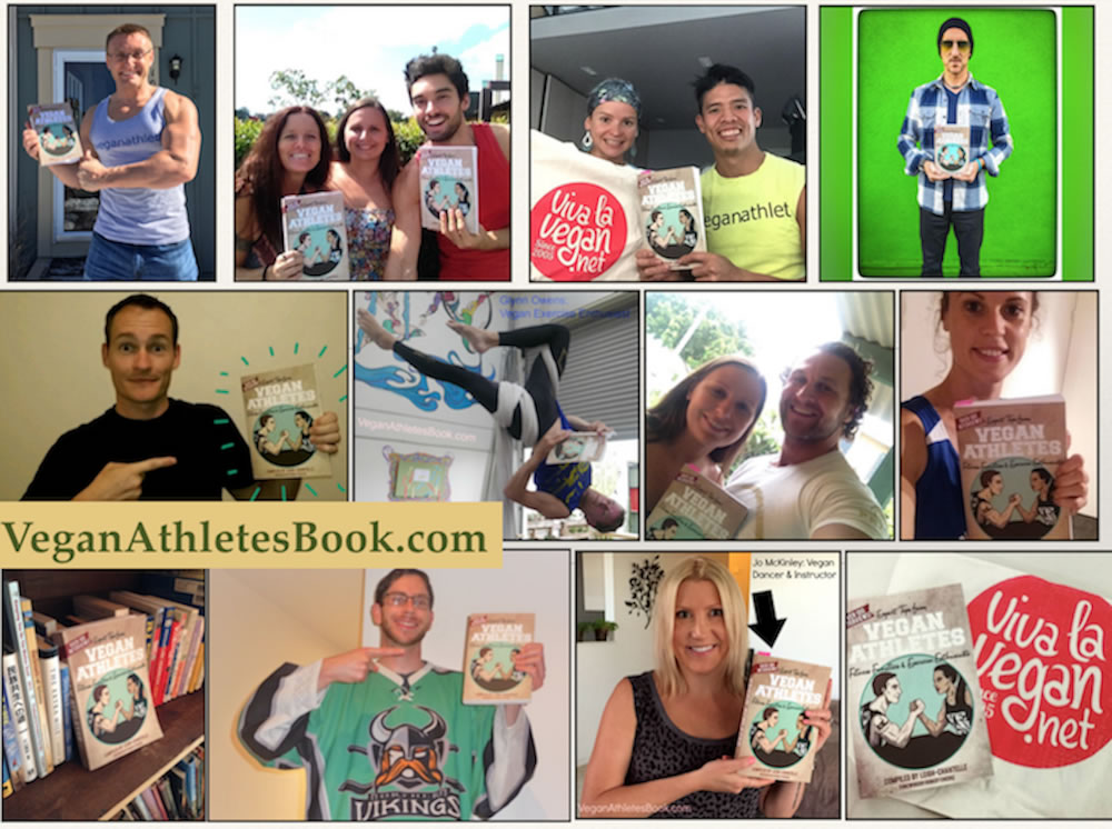 VAB Pics with Athletes
