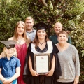 LC_and_Koch_Gill_family_graduation