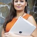 Leigh-Chantelle_orangeholdingiPadacross__BambiWantsRevenge