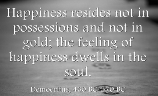 Democritus__Happiness