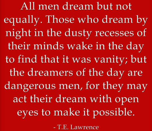 T_E_Lawrence__Dreams
