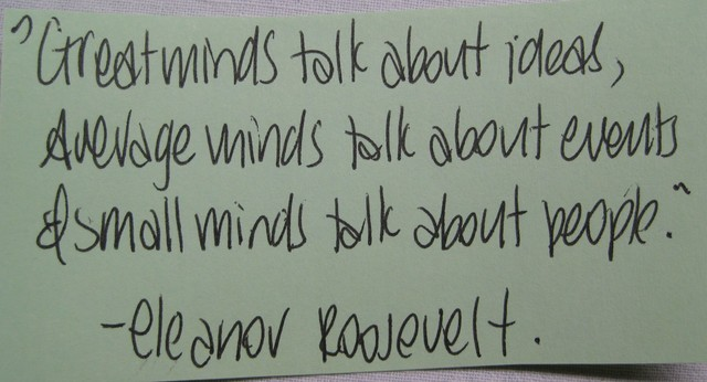 Elanor_Roosevelt__Minds
